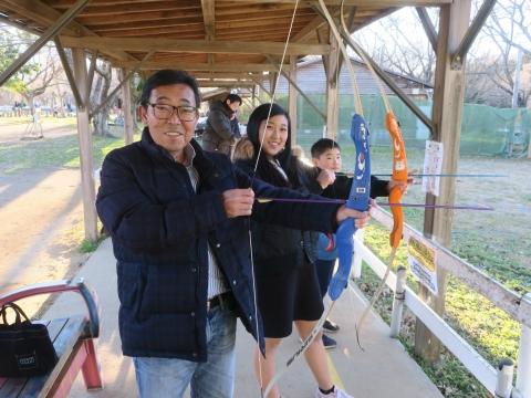 「クリスマス成田山&鰻の川豊&ゆめ牧場ツアー」㉗
