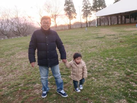 「クリスマス成田山&鰻の川豊&ゆめ牧場ツアー」㉛