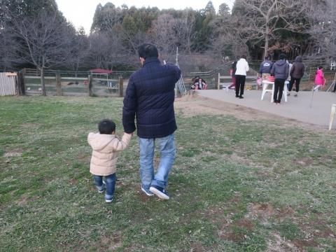「クリスマス成田山&鰻の川豊&ゆめ牧場ツアー」㉜
