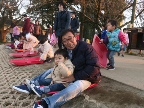 「クリスマス成田山&鰻の川豊&ゆめ牧場ツアー」㉞