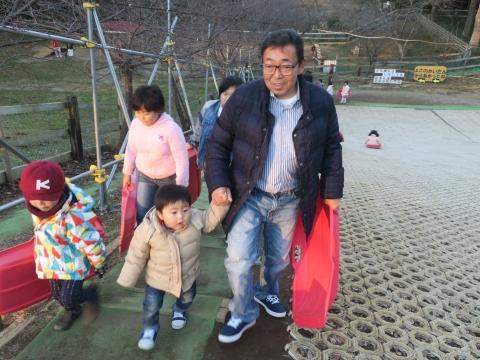 「クリスマス成田山&鰻の川豊&ゆめ牧場ツアー」㊱