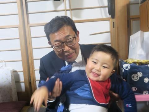 「戸井田家の新年会」⑤