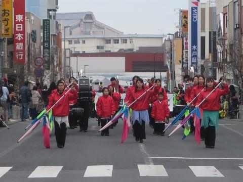 「石岡市消防出初式&パレード」⑥