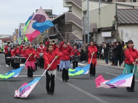 「石岡市消防出初式&パレード」⑦