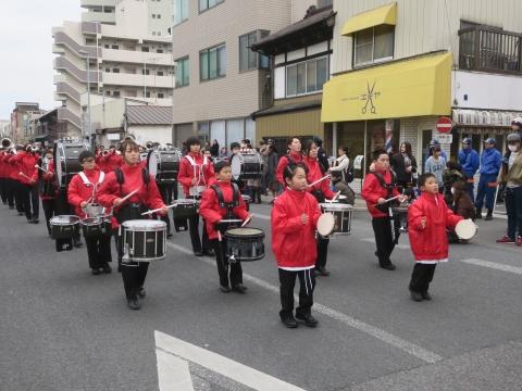 「石岡市消防出初式&パレード」⑧
