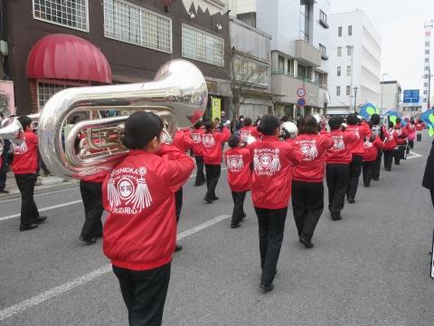 「石岡市消防出初式&パレード」⑨
