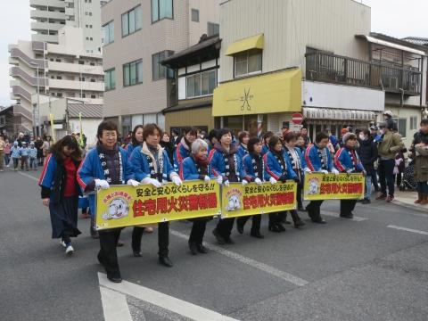 「石岡市消防出初式&パレード」⑫