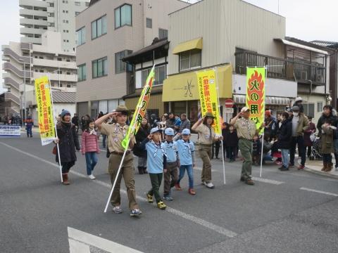 「石岡市消防出初式&パレード」⑬