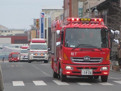 「石岡市消防出初式&パレード」⑲