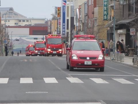 「石岡市消防出初式&パレード」⑳