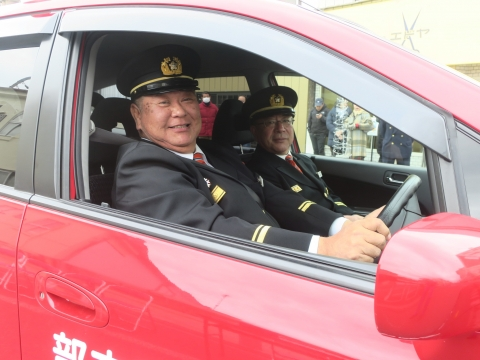 「石岡市消防出初式&パレード」㉑