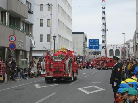「石岡市消防出初式&パレード」㉔