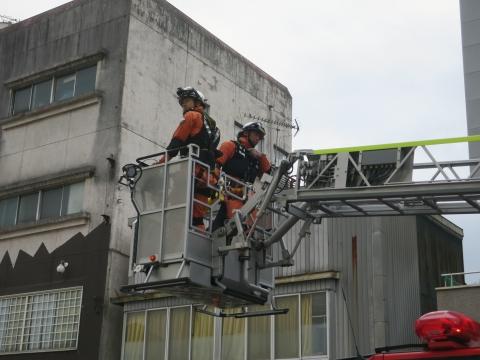 「石岡市消防出初式&パレード」㉞