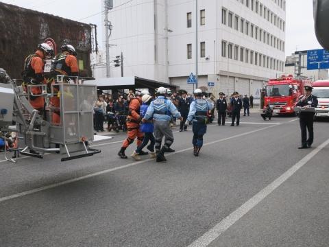 「石岡市消防出初式&パレード」㊲