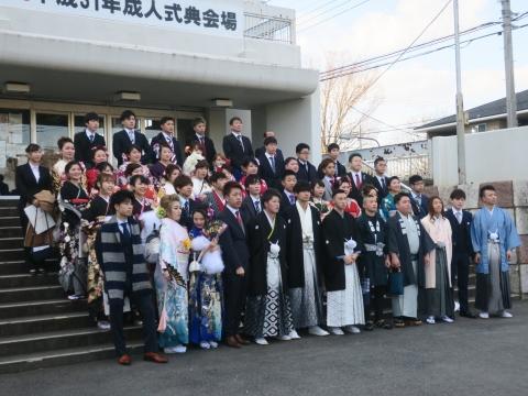 「祝平成31年石岡市成人式」 (8)