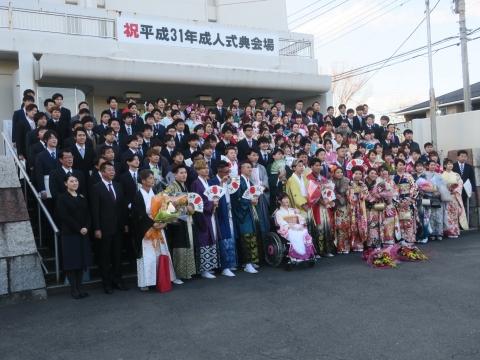 「祝平成31年石岡市成人式」 (10)