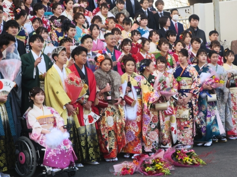 「祝平成31年石岡市成人式」 (11)