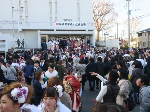 「祝平成31年石岡市成人式」 (29)