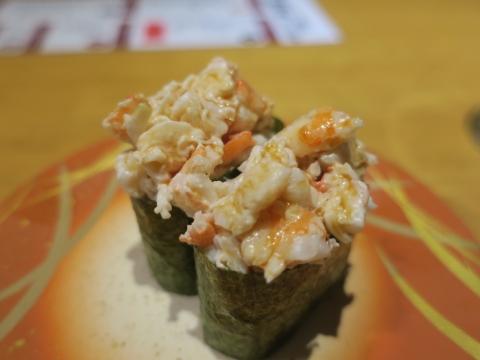 「娘とかね㐂寿司に行きました!」⑧