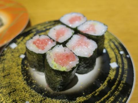 「娘とかね㐂寿司に行きました!」⑨