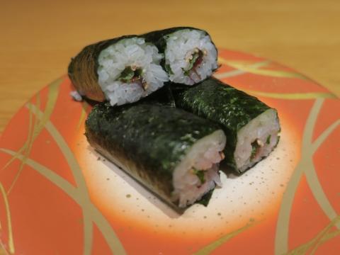 「娘とかね㐂寿司に行きました!」⓾