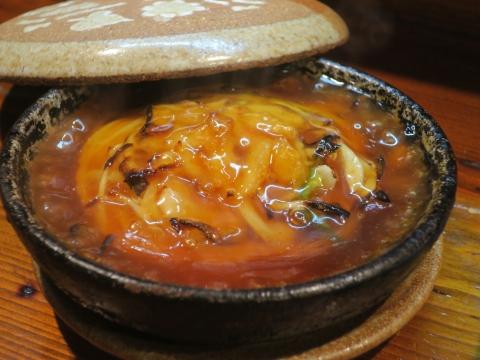 「北海道料理 万里も茶屋」②