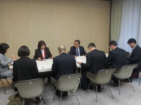 「政務調査会&正副委員長会議」⑥_R