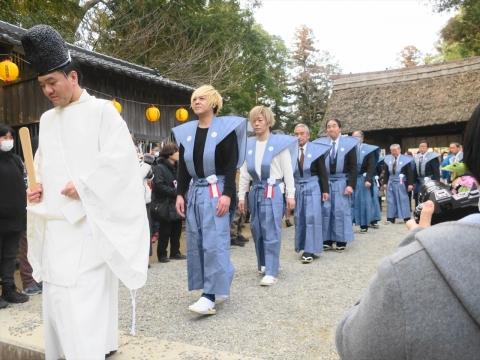 「常陸國總社宮」節分豆撒き祭⑦_R