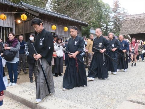 「常陸國總社宮」節分豆撒き祭⑧_R