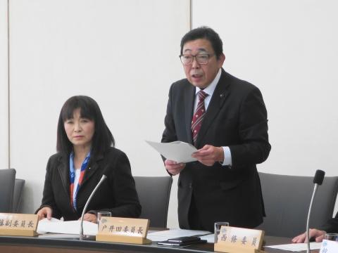 「保健福祉医療委員会」初委員長 (2)