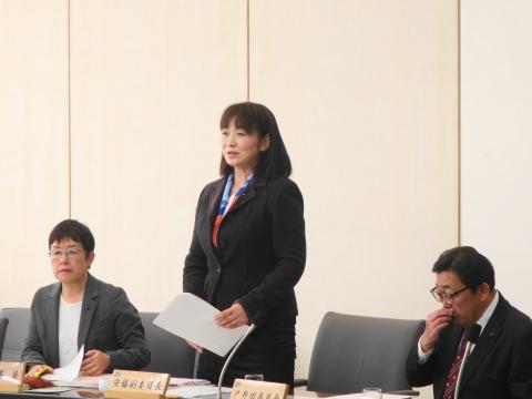 「保健福祉医療委員会」初委員長 (3)