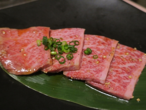 「和牛焼肉 椿姫苑」⑦_R