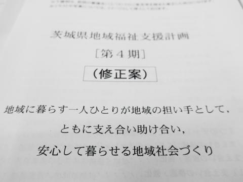 「茨城県社会福祉審議会」⑦