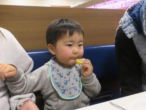 「孫と回転寿司に行ってきました!」②