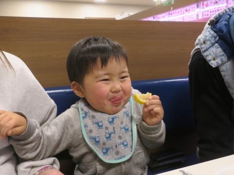 「孫と回転寿司に行ってきました!」④