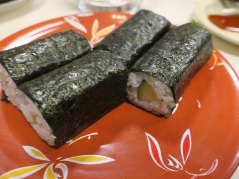 「孫と回転寿司に行ってきました!」⓾