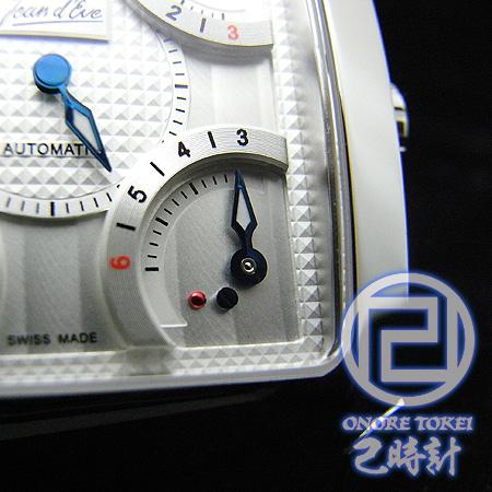 jean d`Eve ジャンイヴ Quarta Automatic クァルタ オートマチック3-6時表示レトログラード