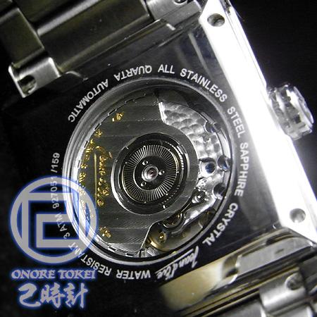 jean d`Eve ジャンイヴ Quarta Automatic クァルタ オートマチック シースルーバック