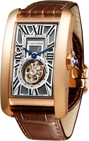 cartier tank americaine tourbillon