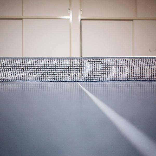600卓球台とネット2
