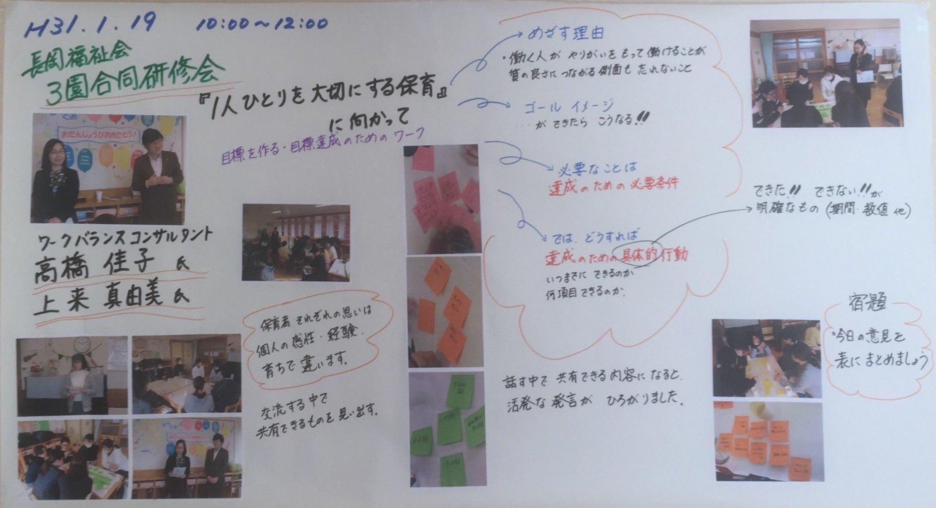 長岡福祉会法人研修