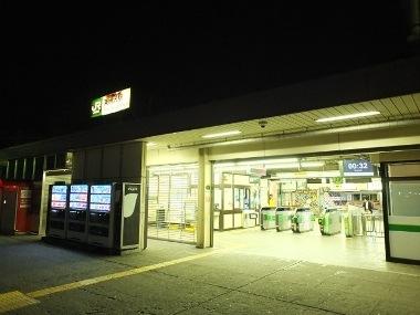 16東所沢駅到着1022