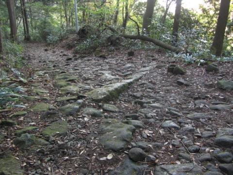 西海子の坂排水路
