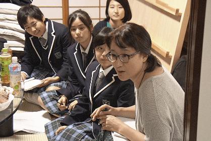 NHK 柳美里 高校生と演劇