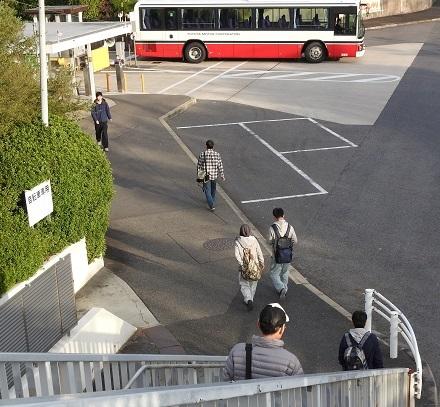 14 期間従業員 バス