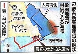40 辺野古地図