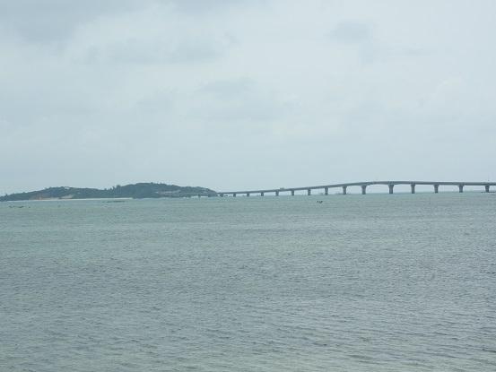 宮古島への橋