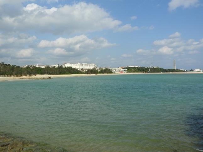 14 辺野古の青い海