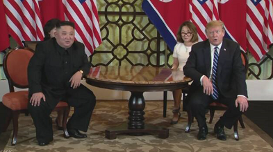 米朝首脳会談 201902