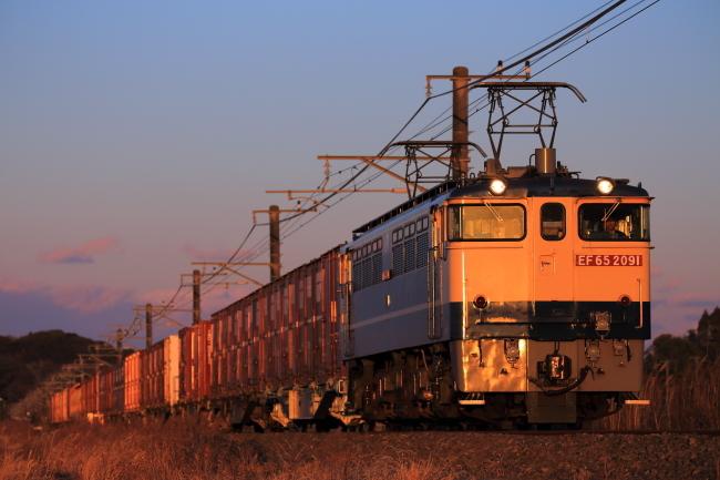 鉄道写真2910